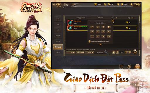 Giang Hu1ed3 Chi Mu1ed9ng - Tuyet The Vo Lam  screenshots 18