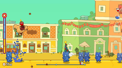 Burrito Bison: Launcha Libre apkslow screenshots 6