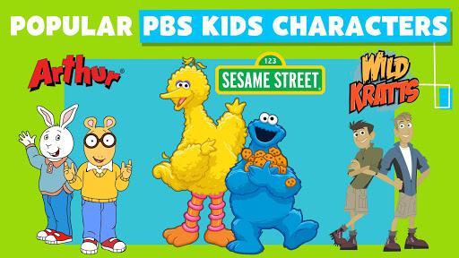PBS KIDS Games 2.5.1 screenshots 3