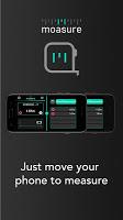 screenshot of Moasure – the smart tape measure