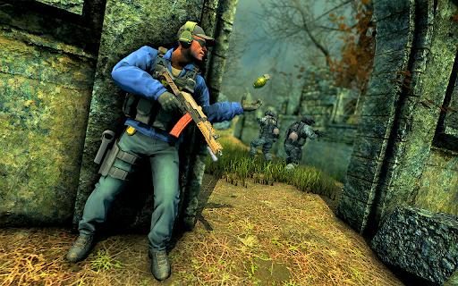 Modern Warfare action: Offline Critical games Apkfinish screenshots 11