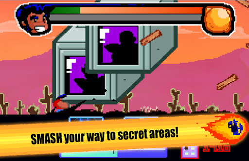Lee vs the Asteroids android2mod screenshots 2