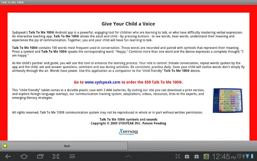 Talk To Me 100® Lite - Autism For PC Windows (7, 8, 10, 10X) & Mac Computer Image Number- 7