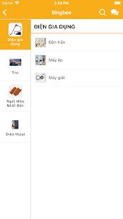 Download BingBee - Chợ TMDT nội thất For PC Windows and Mac apk screenshot 2