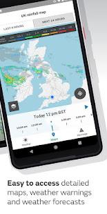 Met Office Weather Forecast 2.10.0 Screenshots 6