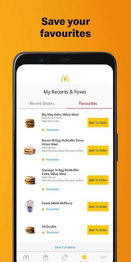 McDonald's Canada 7.2.2 Screenshots 6