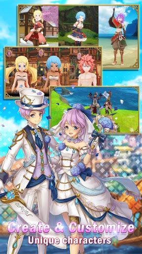 Alchemia Story - MMORPG  screenshots 8