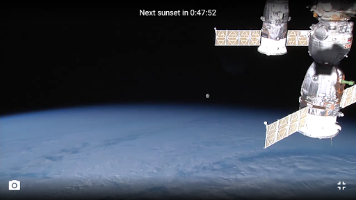 ISS Live Now: Live HD Earth View and ISS Tracker 6.0.4 Screenshots 6