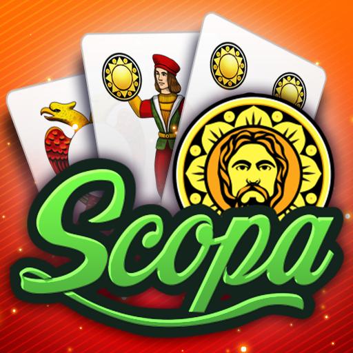 VIP Games: Scopa Gioco di Carte Online
