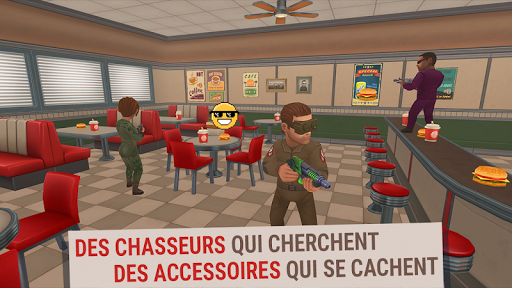 Télécharger Hide Online - Hunters vs Props APK MOD (Astuce) screenshots 2