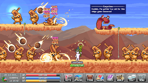 IdleOn! - Idle Game MMO screenshots 13