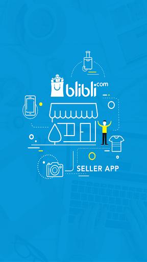 blibli seller app screenshot 1
