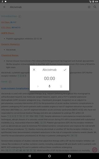 AHFS Drug Information (2021) 3.5.14 Screenshots 11