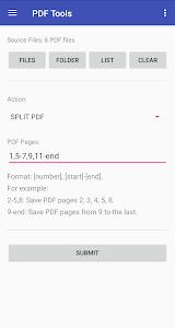 PDF Tools - Compress, Split, Merge, Lock & Unlock 1.4