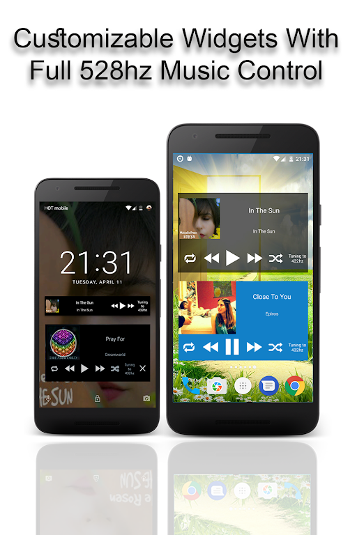 528 Player Pro - Lossless 432hz Audio Music Player – Apps on Google Play poster 2