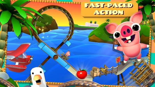 Bacon Escape MOD Apk 1.1.15 (Free Shopping) 1