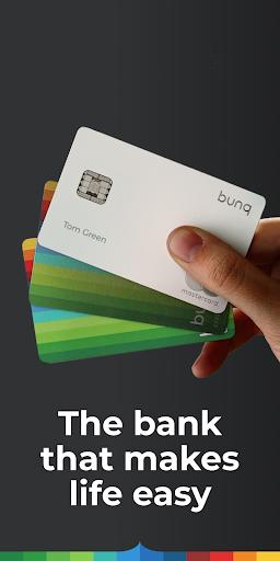 bunq - bank of The Free Apkfinish screenshots 1