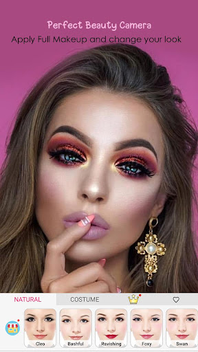 Perfect Beauty Camera-Face Makeover Editor  Screenshots 18