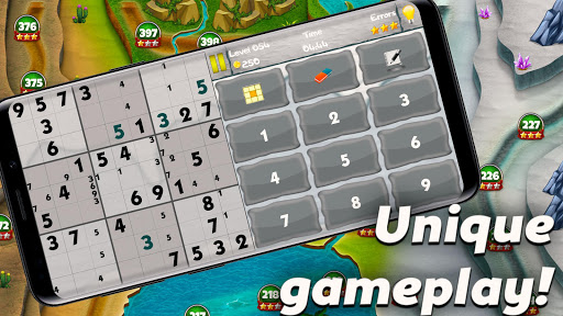 Best Sudoku (Free) android2mod screenshots 4