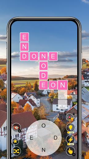 Wordist: Word Crossword Connect Game  screenshots 1