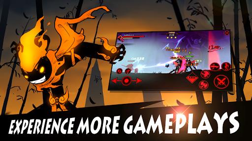 League of Stickman 2-Sword Demon modavailable screenshots 4