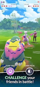 Pokemon Go Mod Apk Unlimited Coins, Fake GPS Download For Android 5