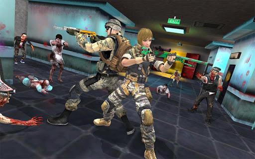 Zombie Shooter Gun Games : Zombie Games  screenshots 10