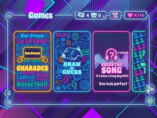 Party Animal : Charades - Draw and Guess - Spyfall  Screenshots 1