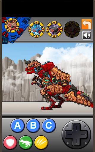 Transform Dino Robot - General Mobilization 1.29.0 screenshots 13
