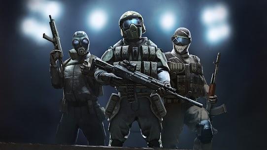 Striker Zone Mobile: Online War Shooting Games 5
