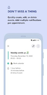 Proton Calendar - Private and secure calendar Screenshot