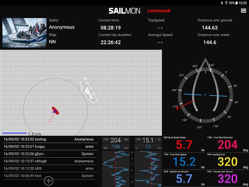 navdesk screenshot 1