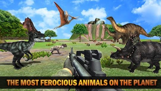 Dinosaur Hunting 3D Free Sniper Safari Adventure Hack Game Android & iOS 3
