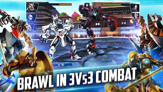 Ultimate Robot Fighting 1.4.139 3