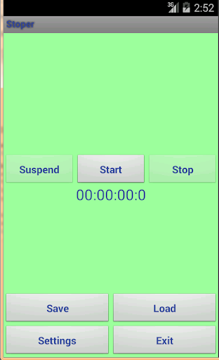 StopWatch - AP For PC Windows (7, 8, 10, 10X) & Mac Computer Image Number- 5