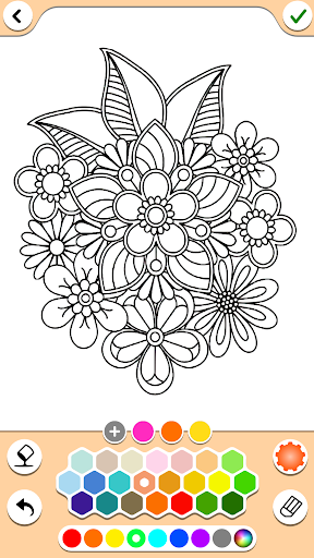Mandala Coloring Pages 16.2.6 Screenshots 16