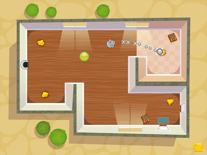 The Mouse Escape Hack Cheats (iOS & Android) 1