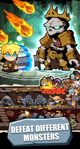 Tap Dungeon Hero:Idle Infinity RPG Game apktram screenshots 7