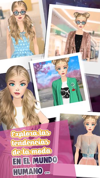 Captura 9 de Princesa Elfa Amor en la secundaria para android