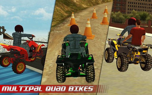 ATV Quad City Bike: Stunt Racing Game 1.0 screenshots 7