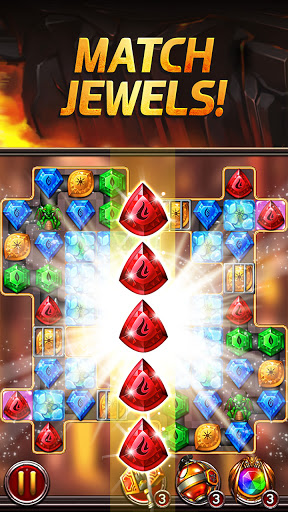 Jewel Blaze Kingdom 1.0.1 screenshots 19