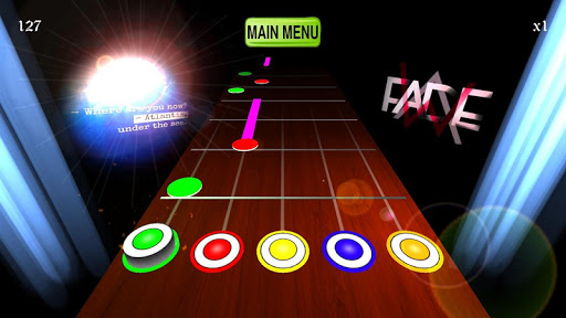Guitarist : guitar hero battle - Guitar chords 5.0 Screenshots 6