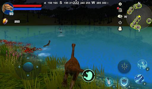 Gallimimus Simulator  screenshots 8