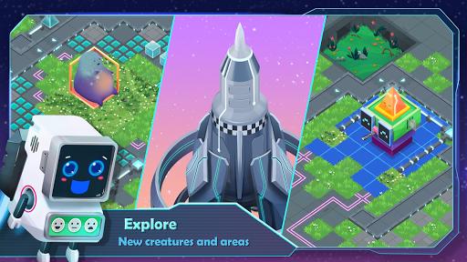 SciFarm - Farming Game in the space, City-building apkdebit screenshots 6