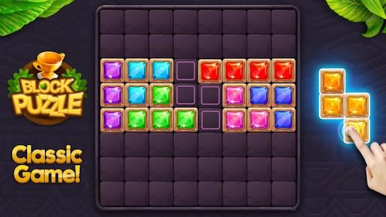 Block Puzzle Jewel 8