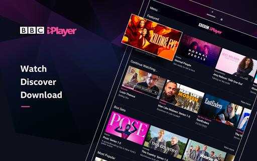 BBC iPlayer 4.108.0.22647 Screenshots 7