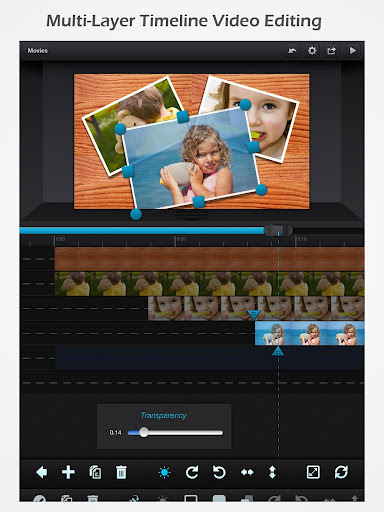 Cute CUT - Video Editor & Movie Maker  Screenshots 5