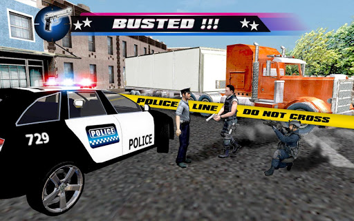 Cops Crime City :Police Driver apkmr screenshots 2