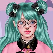 Pastel Goth Fashion - Make Up & Dress Up
