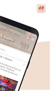 H&M One Team - Employee App 2.35.0 Screenshots 2